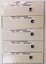 5 Pieces Of K Tool Speb 2522p X20 Carbide Inserts F130
