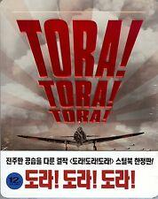 Tora! Tora! Tora! Limited Edition Embossed SteelBook (Region A, B & C Korea Imp)