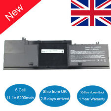 New 6 Cell Battery For Dell Latitude D420 D430 GG386 451-10367 FG442 PG043 JG768