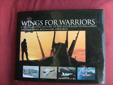 WINGS FOR WARRIORS Photographic History Aust. Flying Corps & RAAF SCARCE 1st ED