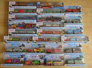 Thomas & Friends: Fisher Price Trackmaster Motorized Engine Trains Various BNIB