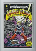 CAPTAIN VICTORY: GRAPHITE EDITION JACK KIRBY INDEPENDENT COMIC BOOK RARE