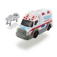 Dickie Toys Ambulance Krankenwagen Notarzt Rettungswagen Spielzeugauto Spielzeug