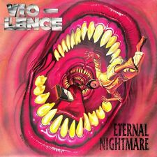 VIO-LENCE - Eternal Nightmare 2 x LP 2015 Sealed Speed Metal CLASSIC - VIOLENCE