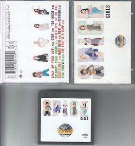 Spice Girls  Minidisc  Spiceworld  ©  1997  Virgin