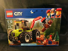 Lego City Forest Tractor 60181 Building Kit (174 Piece) New