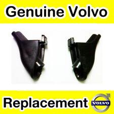 Original Volvo V40 equipaje cubierta / carga reemplazo de la cubierta Ganchos (Negro)