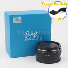 Camera Focal Focus Reducer Speed Booster Adapter For Minolta MD Lens to Sony NEX