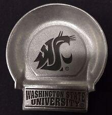 WSC Washington State Cougars Logo Pewter Golf Practice Putting Cup
