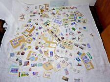 . 80/90er Jahre Konvolut Briefmarken Deutschland und Europa alles 85,2 g