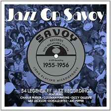 Jazz on Savoy 1955-5 - Jazz on Savoy 1955-56 / Various [New CD] UK - Import