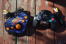 Darth Vader and Space Invaders Handheld Plug n Play Games 2003/2005