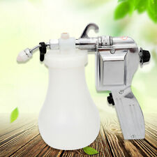 Sf-170 110V Silver Textile Spot Cleaning Gun 0.65L Sprayer Us plug 60W 1-2Ml/S