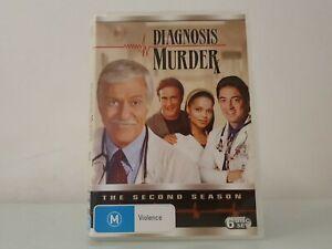Diagnosis Murder Season 2 DVD