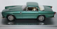 Kess 1/43 Scale Resin KE43029000 - 1958 Jaguar XK150 Ghia Aigle Coupe Green Met