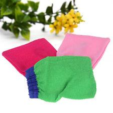 1PC Products dead skin removal scrub mitt bath glove shower spa exfoliator HT