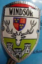 England Windsor new badge mount stocknagel hiking medallion G9775