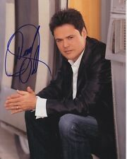 Donny Osmond Signed Autographed 8x10 Photograph