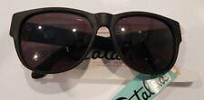 Vintage Catalina by Viva 114 Matte Black 56/16 Sunglasses New Old Stock #320