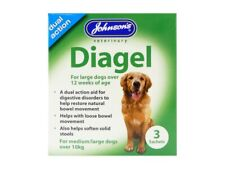 Johnsons Diagel Dual Action Aid For Digestive Disorders For Large Dogs