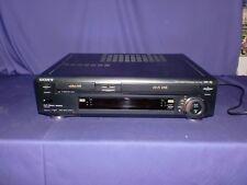 No. 5180-Sony slv-t2000vc - video hi8/VHS VIDEOREGISTRATORE dispositivo combinato