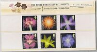 GB Presentation Pack 360 2004 Royal Horticultural Society 10% OFF 5