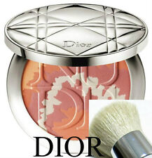 100%AUTHENTIC Exclusive DIOR COUTURE NUDE TAN TIE DYE BLUSH HARMONY&KABUKI BRUSH