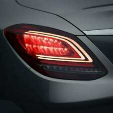 Genuine Mercedes-Benz Facelift LED Taillights Set FOR C-Class W205 Sedan