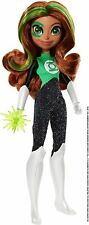 Jessica Cruz Girl Green Lantern Poseable Action Doll