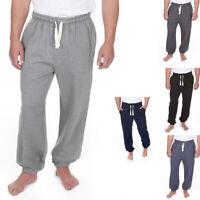 Men's Plus Size Joggers Track Suit Sweat Jog Pant Trouser Fleece Sport 3XL - 6XL