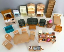 VTG Epoch Dollhouse Furniture and Accessories