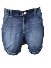 Lee Regular Fit Mid Rise Sz 14 Shorts