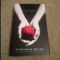 TWILIGHT by Stephenie Meyer a Hardcover book FREE USA SHIPPING myer