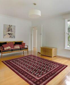 Traditional Non Slip Rugs Large Living Room Carpet Rug Runner Soft Carpets Mat