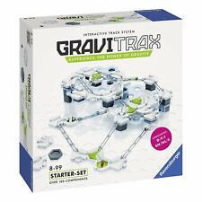 Ravensburger 27597. GraviTrax. Starter Set. Más de 100 componentes. 8-99 años