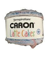 Yarnspirations Caron Latte Cakes Yarn Frozen Ginger 530 yrds NEW