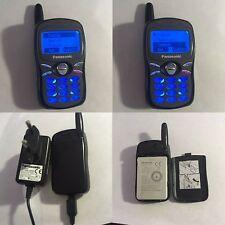 CELLULARE PANASONIC A100 GSM BLACK SIM FREE DEBLOQUE UNLOCKED MINI PHONE
