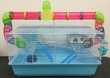 """23"""" Large Habitat Hamster Rodent Gerbil Mouse Mice Cage Long Crossing Play Tube"""