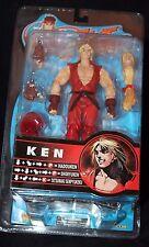 CAPCOM 2005 SOTA Toys  KEN Street Fighter 15th Action Figure Round 2