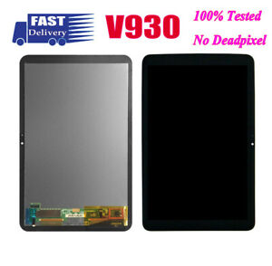 """OEM For LG G Pad X V930 10.1""""LCD Display Touch Screen Digitizer Assembly XL V940"""