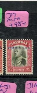 SARAWAK JAPANESE OCCUPATION (P1801B)  BROOKE  20C  SG J17    MNH