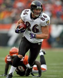 TODD HEAP 8X10 PHOTO BALTIMORE RAVENS PICTURE NFL