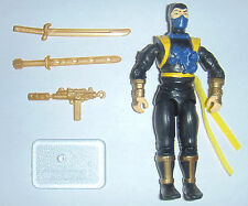 Hasbro GI Joe Black Dragon v1 Spy Warlord 2003 Convention Operation Anaconda