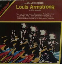 LP -Louis Armstrong And His Orchestra St. Louis Blues  Nuovo Sigillato 9279254