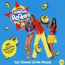 Say Cheese Smile Please - FastFood Rockers.