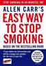 Allen Carr's Easy Way to Stop Smoking [Region 2] - DVD - New - Free Shipping.