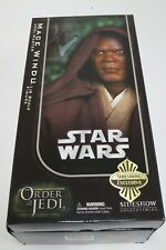 "Sideshow Star Wars Mace Windu Brand New 1/6th 12"" Action Figure Exclusive"
