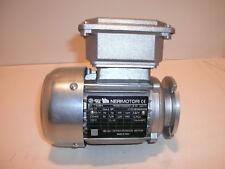 NERIMOTORI T50B4 STANDARD MOTOR 1480 RPM V/Y 230/400 0.08 HP 0.06 KW NEW NO BOX