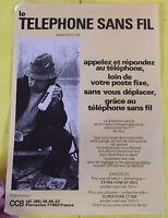 FASCICULES L'EXTRA FONE EF200E/ SUPER FONE CT 505