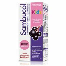 Sambucol Kids syrup 120ml Sambucol Kids syrop 120ml